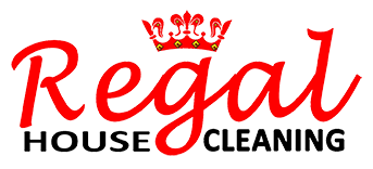 Regal House Cleaning Logo